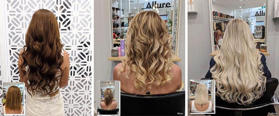 Allure Hair Extensions & Braiding