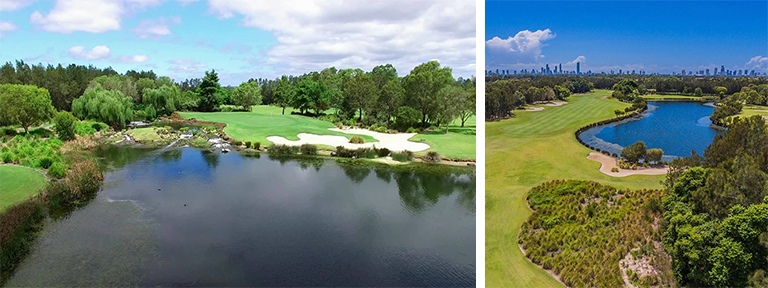 Best Golf Courses on the Gold Coast