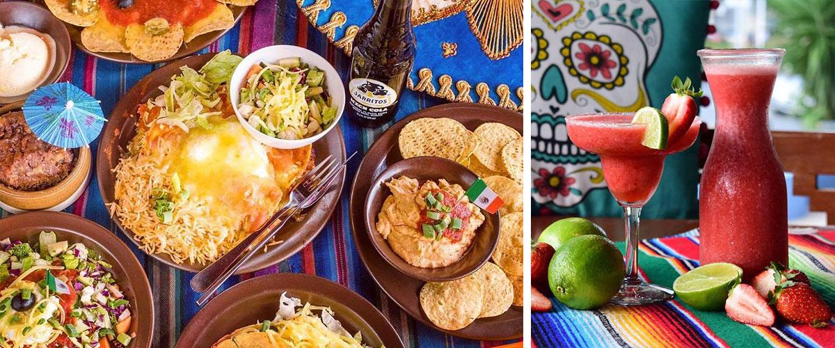The Aztec Mexican Restaurants
