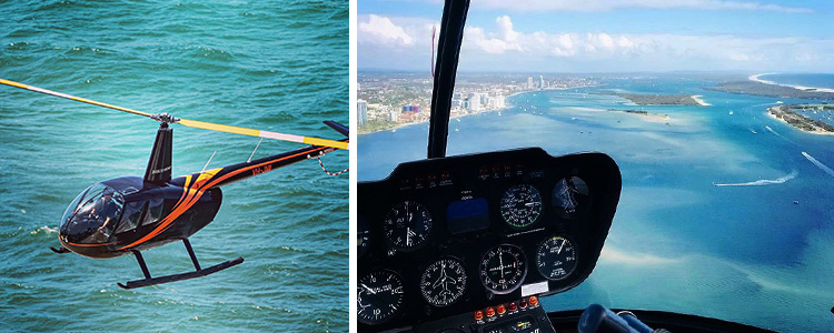 Father's Day Gold Coast Helitours