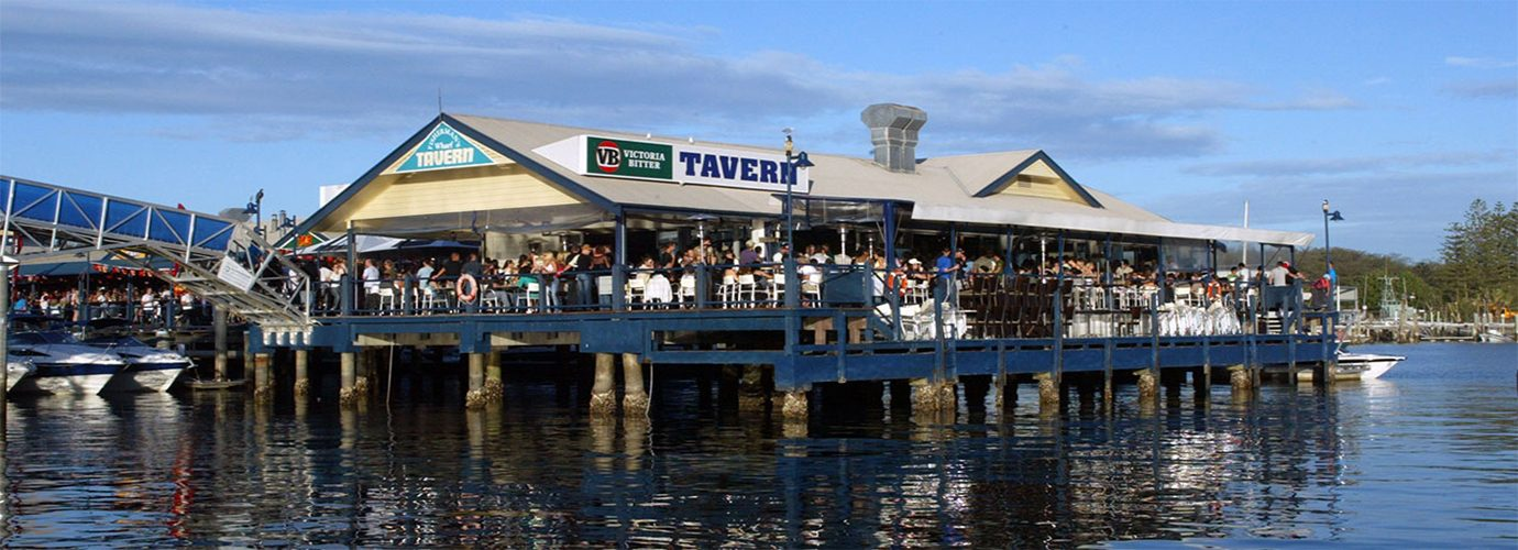 Fisherman's Wharf Tavern