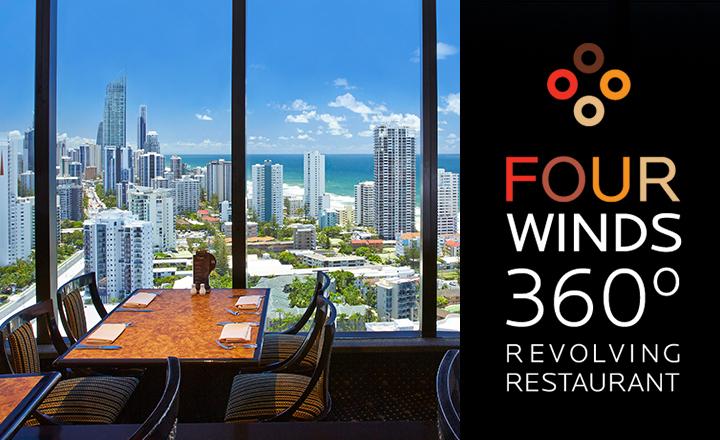 Four Winds 360 Revolving restaurant
