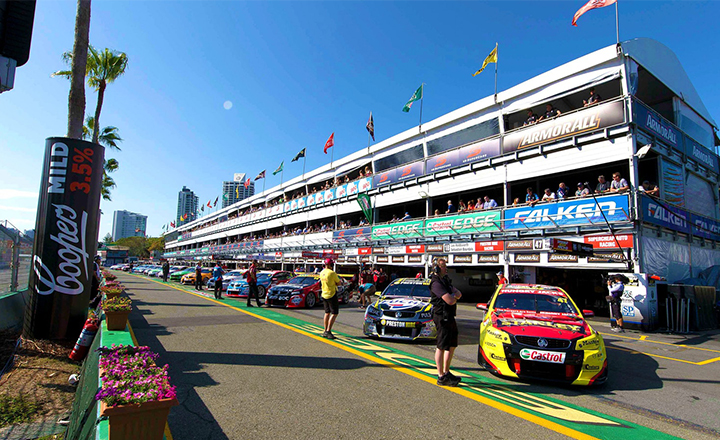 Supercars Vodafone Gold Coast 600
