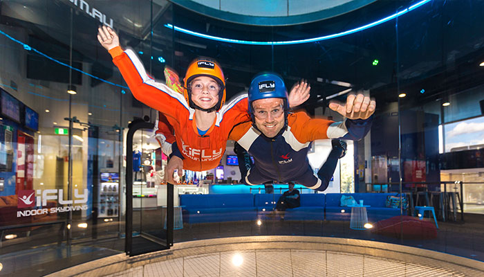 Gold Coast Christmas Gift Guide IFLY