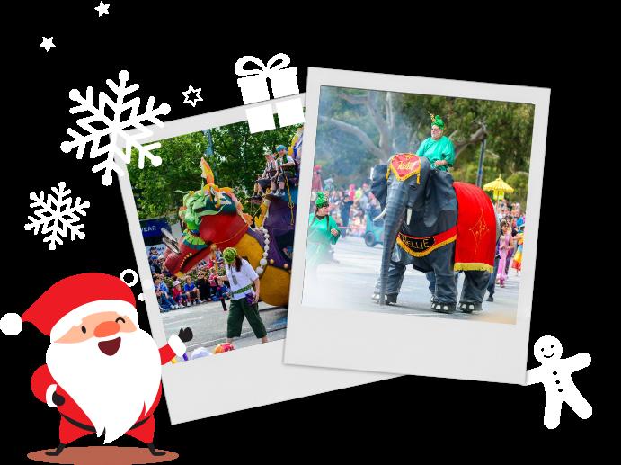 Gold Coast Christmas Parade