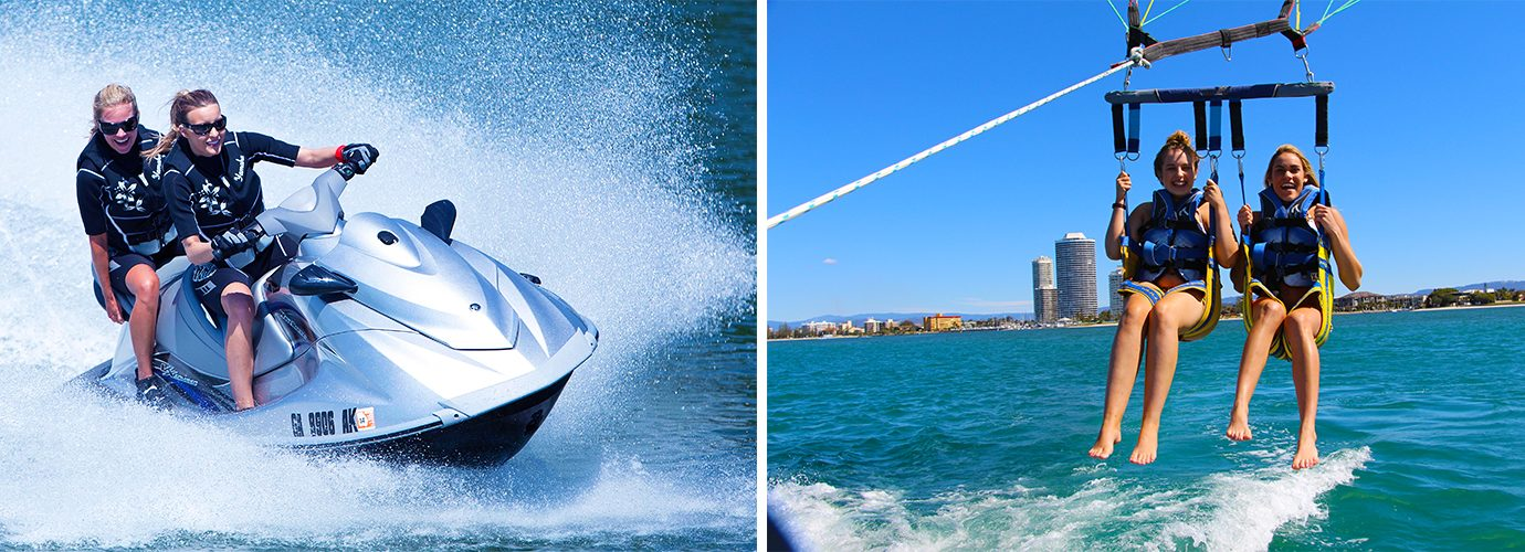 Gold Coast Watersports Packages
