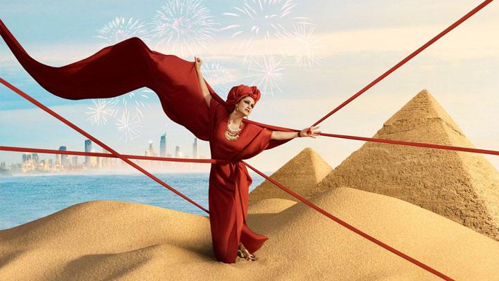 Griffith Opera on the Beach –Aida