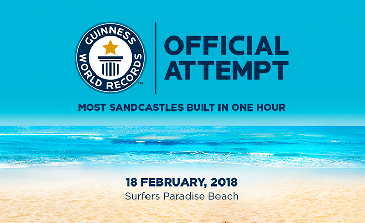Guinness World Records™ Record Attempt
