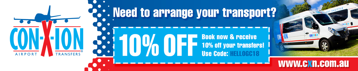 Con-X-ion Book Now for 10% OFF