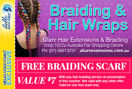 Discount Coupon –Allure Hair Extensions & Braiding