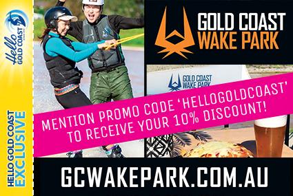 Discount Coupon –Gold Coast Wake Park