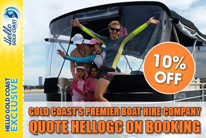 Discount Coupon –Coastal Ventures Boat Hire