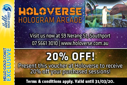 Discount Coupon – Holoverse