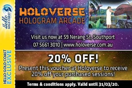Discount Coupon –Holoverse