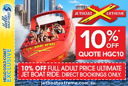 Discount Coupon – Jetboat Extreme