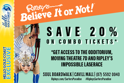Discount Coupon – Ripley's Combo Tickets