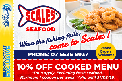 Discount Coupon – Scales Seafood