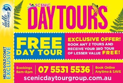 Discount Coupon –Scenic Day Tours