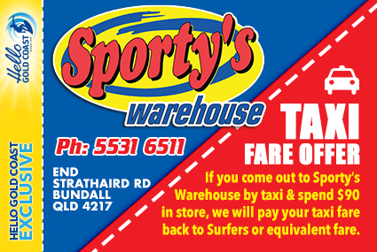 Discount Coupon – Sporty's Warehouse