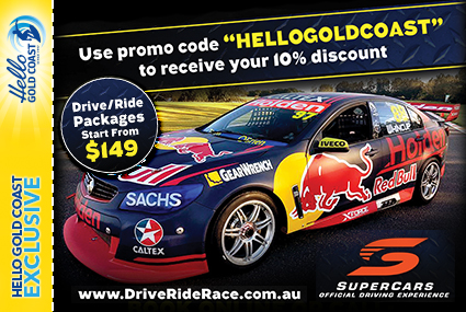 Discount Coupon –Supercars Experience