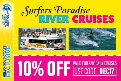 Discount Coupon – Surfers Paradise River Cruises