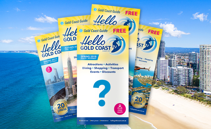 Hello Gold Coast Front Cover Contest