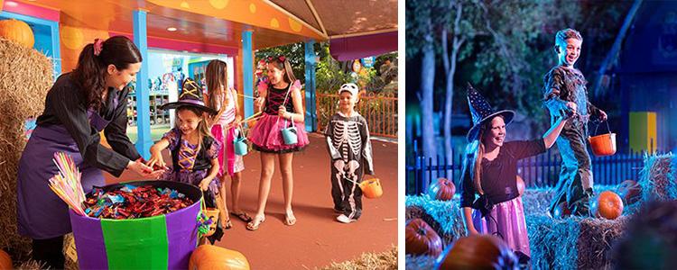 Halloween Gold Coast Dreamworld