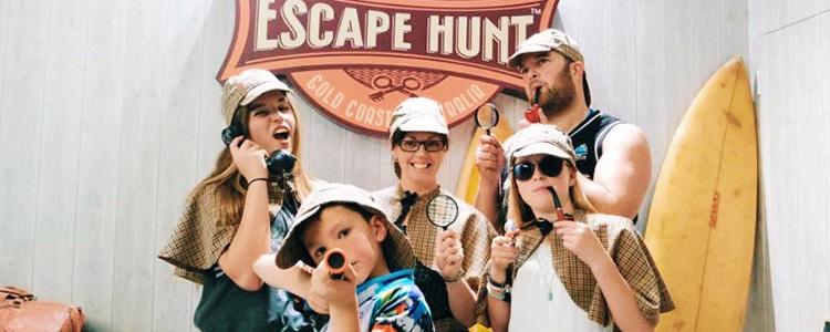 Halloween Gold Coast Escape Hunt