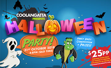 Halloween Party 2018 at Timezone Coolangatta