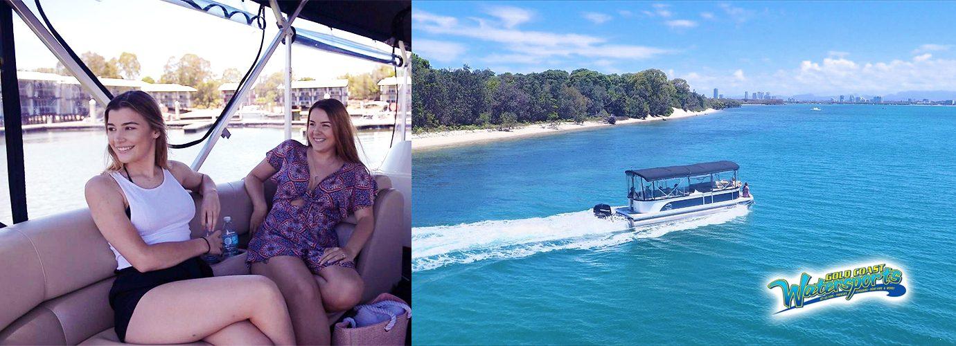 Island Safari Tour with Gold Coast Watersports