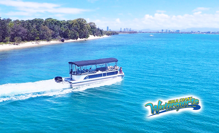 Island Safari Tour with Gold Coast Watersports