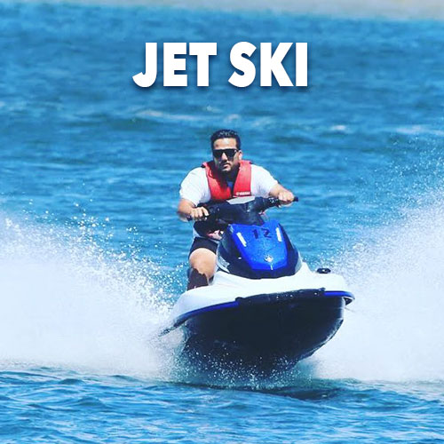 Jet Ski at Gold Coast Watersports