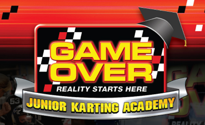 Junior Karting Academy at Game Over