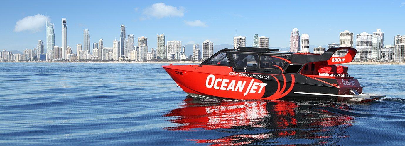 Ocean Jetboating