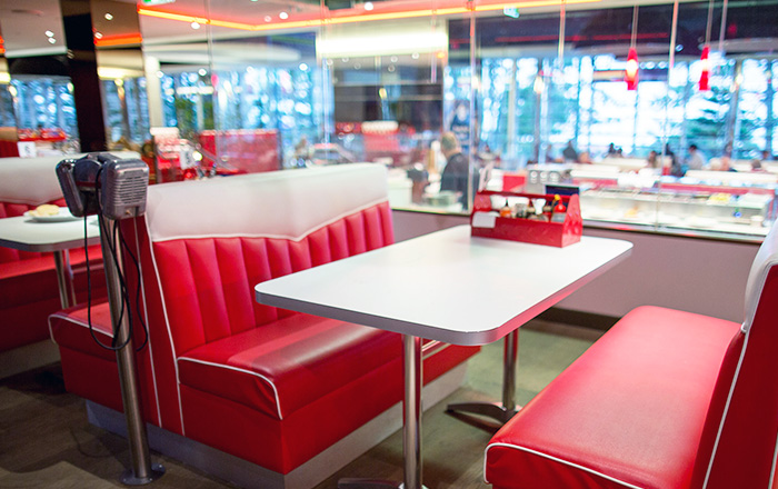 Pancake Diner Coolangatta Location