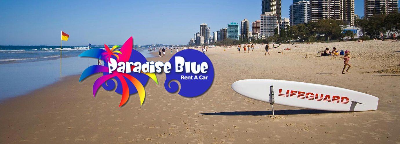 Paradise Blue Rent A Car