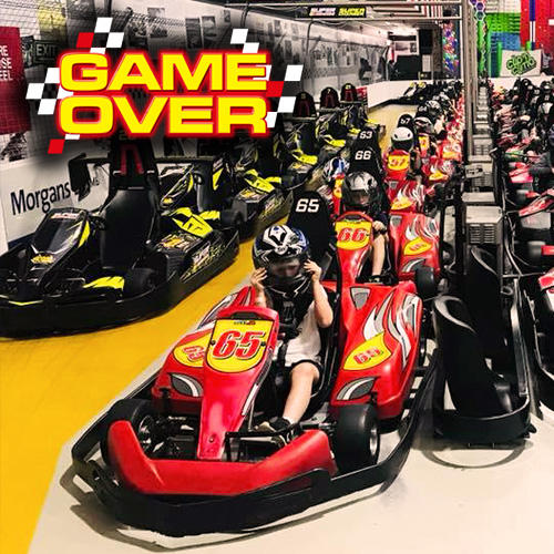 Gold Coast School Holiday Activities Game Over