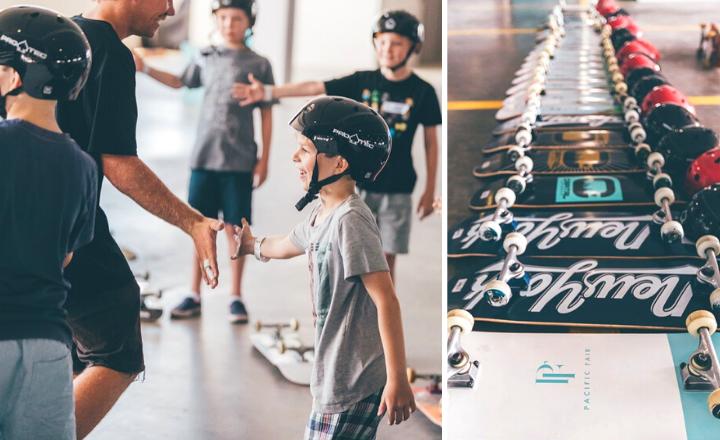 Skate Fest at Pacific Fair