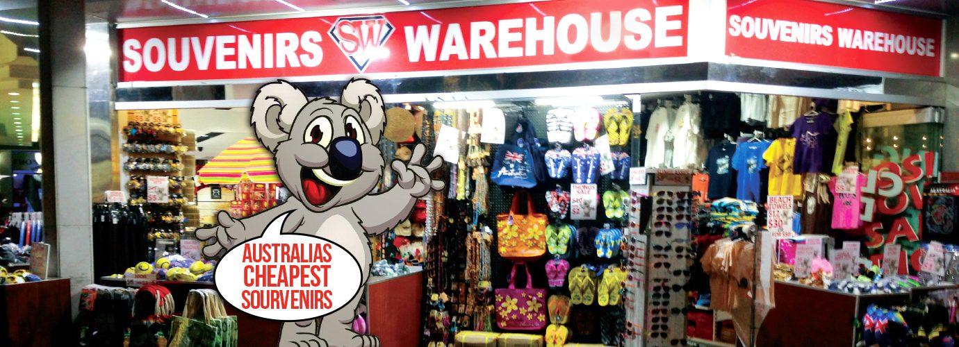 Souvenirs Warehouse