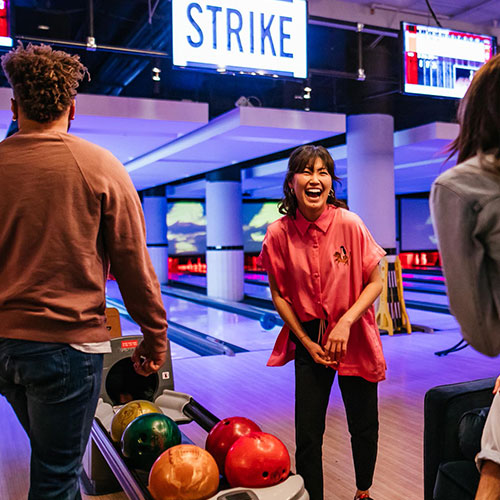 Strike Bowling weekend activities gold coast