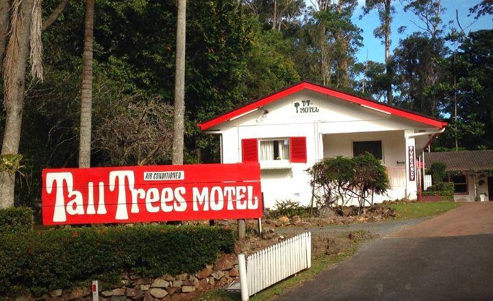 Tall Trees Motel Mountain Retreat
