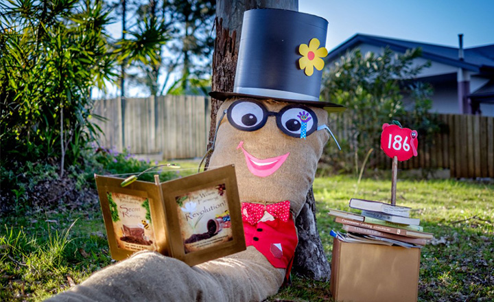 Tamborine Mountain Scarecrow Festival