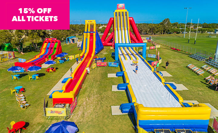 The Big Wedgie returning these School Holidays!