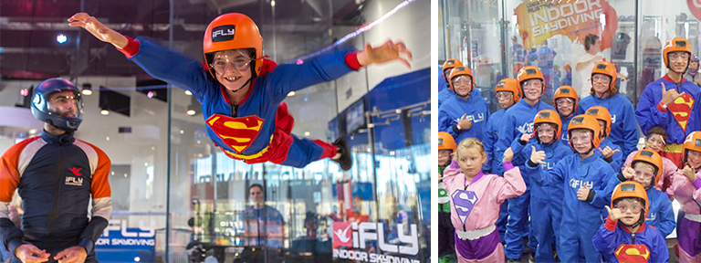 Top Gold Coast Kids Activities iFLY