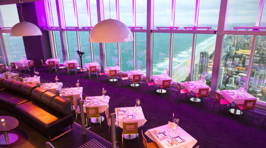 Valentine's Day Dinner in the Stars at SkyPoint