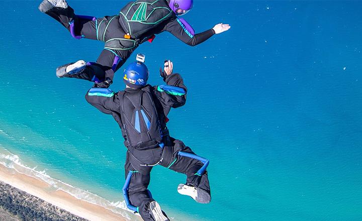 World Parachuting Championships