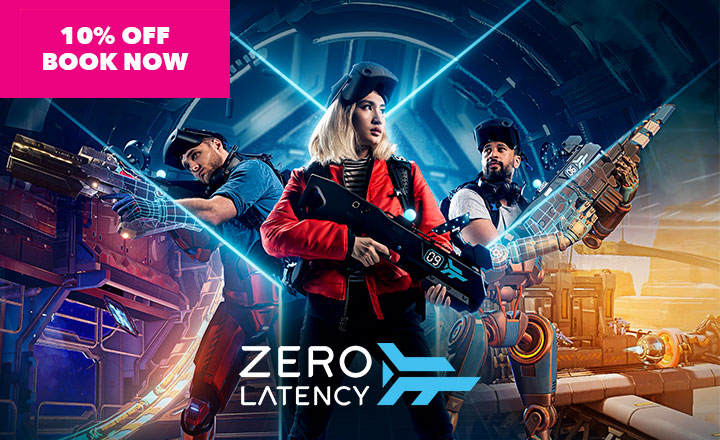 Zero Latency – Free-Roam Virtual Reality