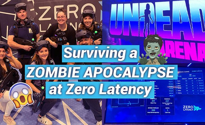[VIDEO] Surviving A Zombie Apocalypse At Zero Latency