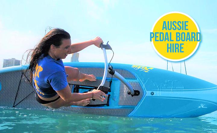 Aussie Pedal Board Hire