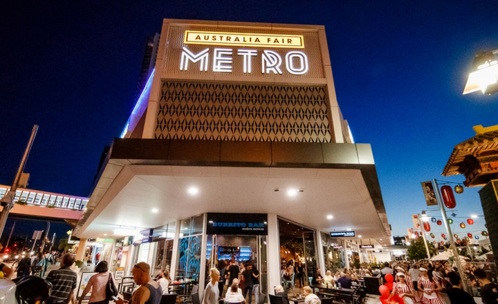Australia Fair Metro